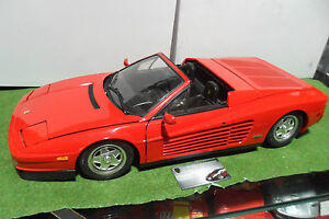 Maquette voiture : Ferrari Testarossa Tamiya  Magasin de Jouets pour Enfants