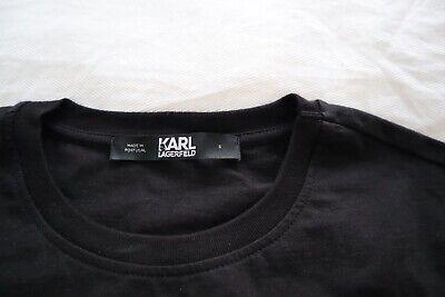 Karl Lagerfeld Designer Tshirt With Logo