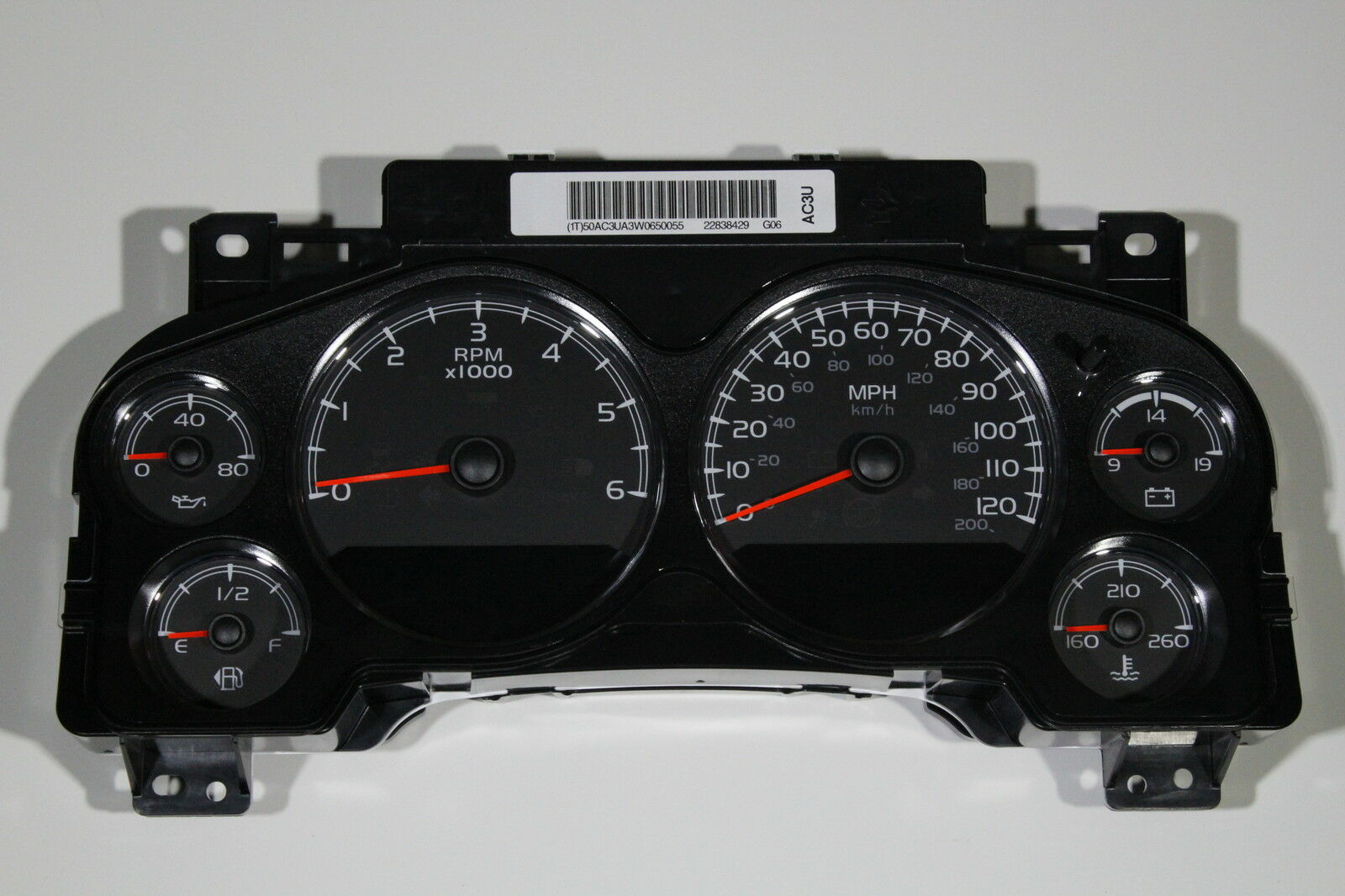 Silverado 2003 chevy silverado dash cluster : Used GMC Sierra 1500 Instrument Clusters for Sale