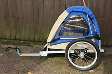 Tow-a-long bike trailer for children - Northern Star Croydon Burwood Area Preview