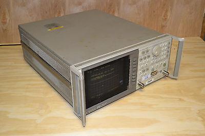 Hp 8752c Network Analyzer 300khz - 3ghz Option 003 W08 Recent Calibration