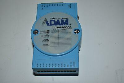 Adam 6060 Data Acquisition Module Tm39