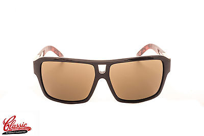 DRAGON SUNGLASSES THE JAM MIAMI PALM TREES BRONZE LENS
