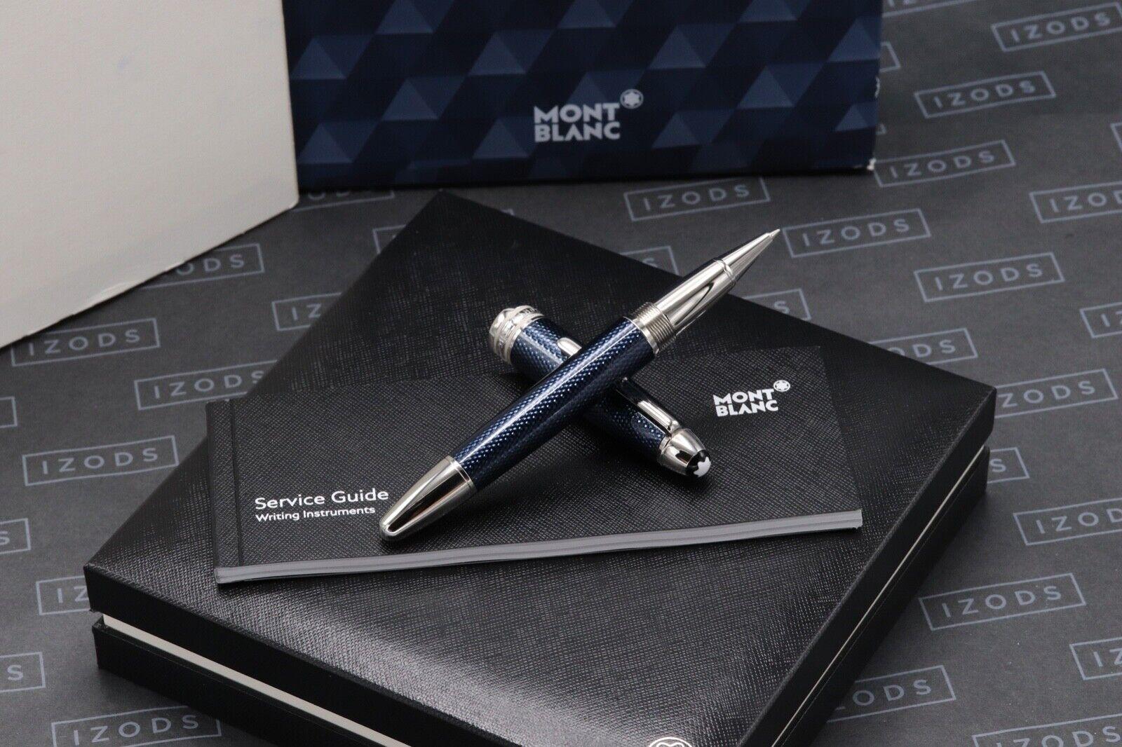 Montblanc LeGrand Blue Hour Rollerball Pen