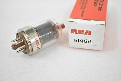 Rca 6146a Electron Tube Vacuum Tube