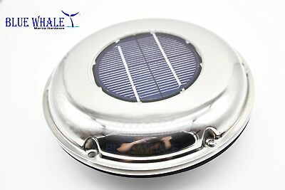 Round S.S. Solar Power Roof Fan/ Ventilator for USA BL31584584