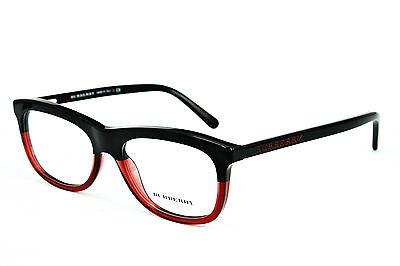BURBERRY Damen Herren  Brillenfassung B2163 3467 53mm Vollrand  36B T18