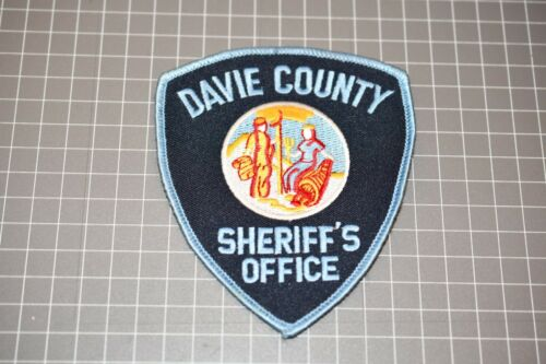 Davie County South Carolina Sheriff