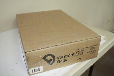 Vermont Gage 101100400 Pin Set. .610 .2500
