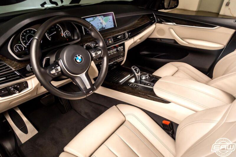 Image 22 Voiture Européenne d'occasion BMW X5 2018