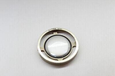 Leitz Microscope Universal Stage Ut4 Ut5 Dn 1554 Segment Lens 2