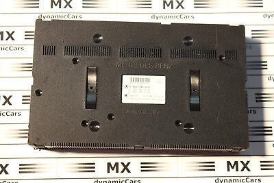 MERCEDES S KLASSE W221 S500 L SAM SICHERUNGSKASTEN STEUERGERÄT MODUL A2215403862