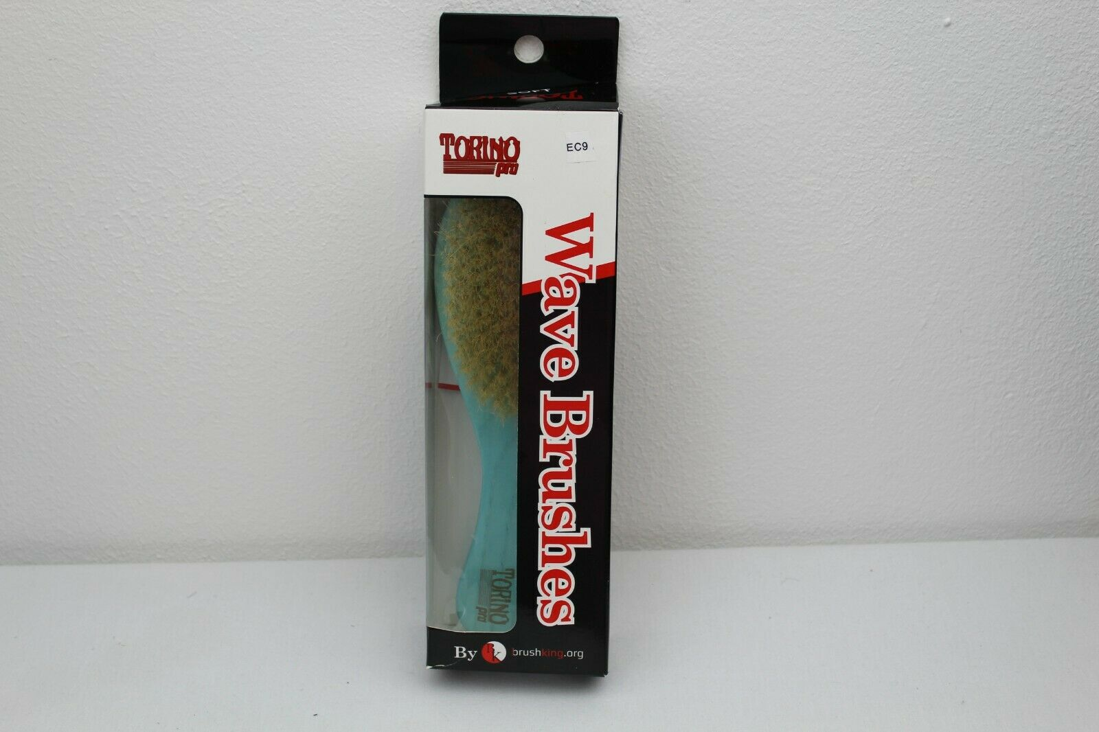 Torino Pro Soft Curved Wave Brush By King 1950-360 Softy Ext