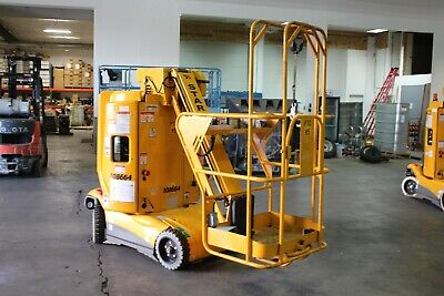 Haulotte Star 22j Boom Lift 28ft. Vertical Mast Lift