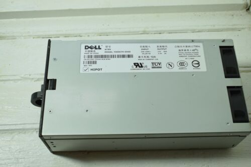 Dell PowerEdge 2600 Server 7000679-0000 730W Redundant Power Supply- FD828
