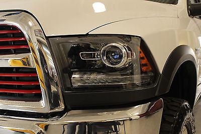 2013 2014 Pair Of Dodge Ram 1500 2500 3500 Black Projector