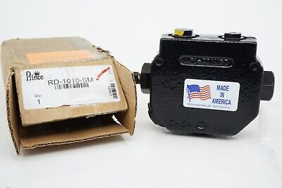 New Prince Hydraulic Sequence Valve Proportional Divider Rd-1010-sm Ships Free