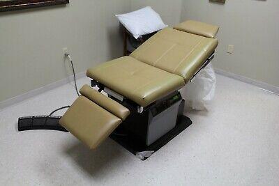 Ritter Midmark 111 Medical Power Exam Procedure Table Gynecologist Height Adjust