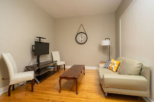 Historic Fully Furnished Apt near Atwater 8 Mo Lease Sep 1
