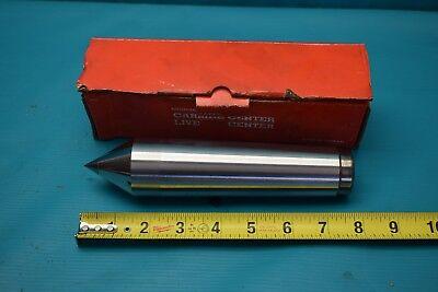 New Trademark Morse Taper Carbide Center Live Center Mt5