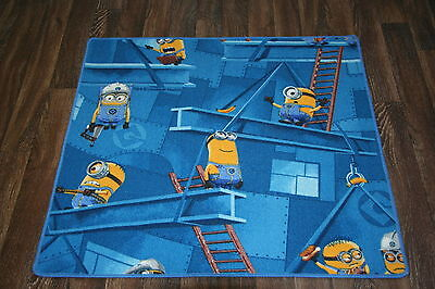 Kevin - Dave - Bob - Despicable Me - Minions Rug 4 Sizes Kids Minion Bedroom Rug