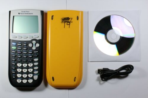 Texas Instruments TI-84 Plus Graphing Calculator TI84+