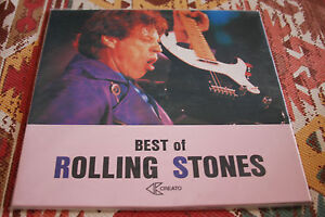 The Rolling Stones - The best of the Rolling Stones - Korea -1990 - Italia - The Rolling Stones - The best of the Rolling Stones - Korea -1990 - Italia