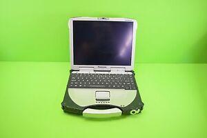 Panasonic Toughbook CF-28 Pentium III Mobile 800MHz 256MB RAM Touchscreen Port C
