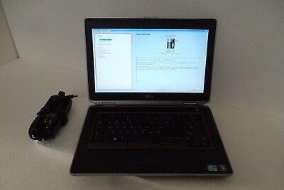 """Dell Latitude 14"""" E6420 Intel Core i5-2520M 2.50GHz 4GB DVD±RW Wi-Fi 250GB HD"""