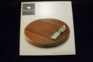 CHEESE-CUTTING-BOARD-AND-KNIFE-MICHAEL-GRAVES-NEW-IN-BOX-WITH-TAGS-MSRP-43