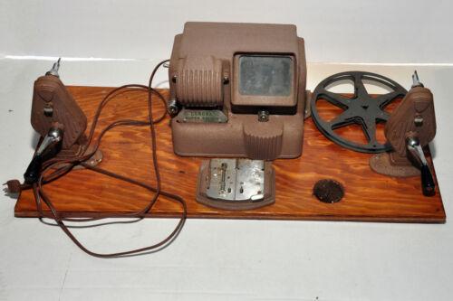 VINTAGE CORONA SUPER EDITOR  MOVIE EDITING & SPLICING MACHINE IN  ORIGINAL BOX