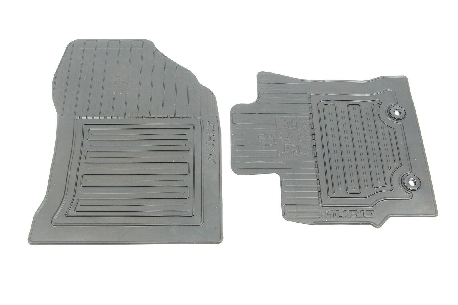 NEU Gummimatten Toyota Auris Original Qualität Allwetter Set Fußmatte 4-teilig