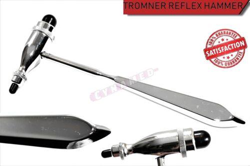 TROMNER PERCUSSION REFLEX HAMMER HIGH GRADE DIAGNOSTIC EXAMINATION HAMMERS