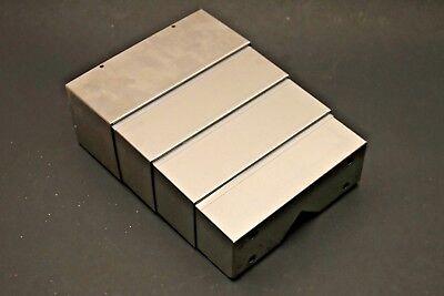 New Accuturn Brake Lathe Telescoping Way Cover 433735 Accu Turn Bosch 8922 8920 Accu Turn Brake Lathe
