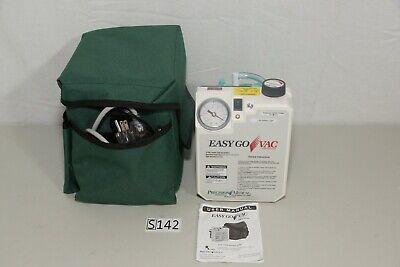Precision Medical Easy Go Vac Aspirator Model Pm65 New