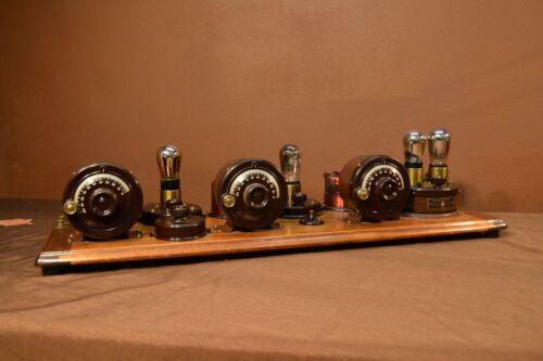 Atwater Kent Breadboard Model 10 Radio #1380