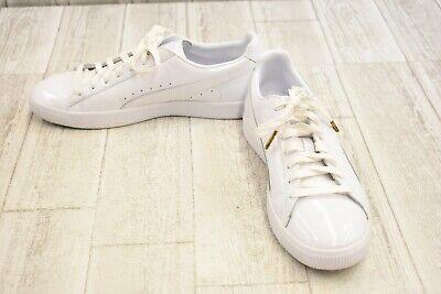 Puma Clyde Dressed Part Three Court Shoes, Men