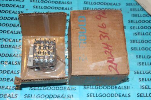 Gould I-T-E 2190-E61PA DC Contactor 125VDC 2190E61PA New