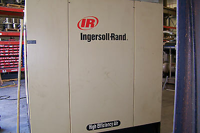 Ingersoll Rand Irn150h 150 Hp. Vsd Rotary Screw Air Compressor Remanwarranty