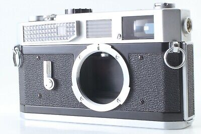 Canon Model 7 35mm Rangefinder Manual MF Film Camera from japan 176 Excsllent+++
