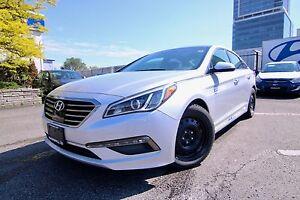 2016 Hyundai Sonata LIMITED, NAVI, LEATHER, PANO SUNROOF, REARVI