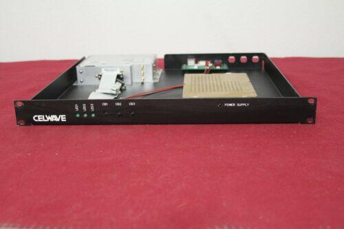 Celwave Multicoupler 806-824MHz Model: MC80-9887