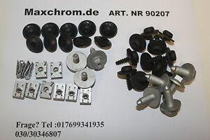 Unterfahrschutz Einbausatz Unterbodenschutz CLIPS VW Golf V Touran   90207