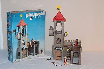 PLAYMOBIL  3445 -  Schuldturm  mit OVP   / VINTAGE Set