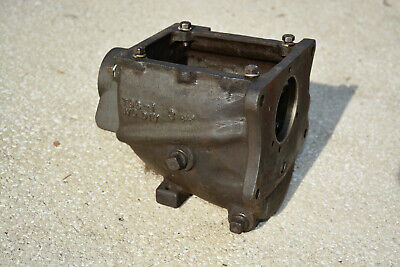 Gibson Model D Tractor T 96 Transmission Case Housing T96-1
