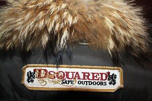 $2K DSQUARED2 WOMEN'S RACCOON FUR GOOSE DOWN BROWN JACKET SIZE 40 - Lomza, Polska - $2K DSQUARED2 WOMEN'S RACCOON FUR GOOSE DOWN BROWN JACKET SIZE 40 - Lomza, Polska