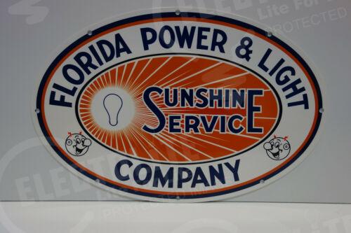 Reddy Kilowatt FLORIDA POWER & LIGHT Electric Power Company ELECTRICIAN GIFT