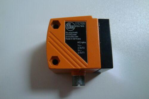 IFM 01D100 Photoelectric Sensor, NEW