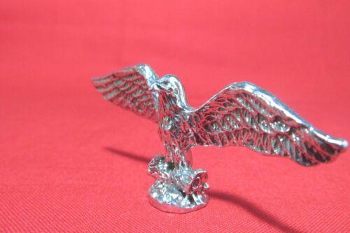 Pewter Eagle Figurine