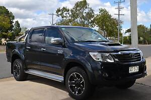 2012 Toyota Hilux Ute Moura Banana Area Preview